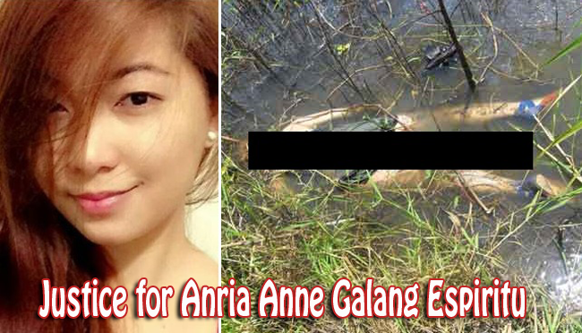 Anria Anne Galang Espiritu's Family and Friends are Looking for Justice for Her