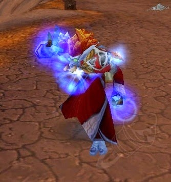 Mage trick with Ice Floes