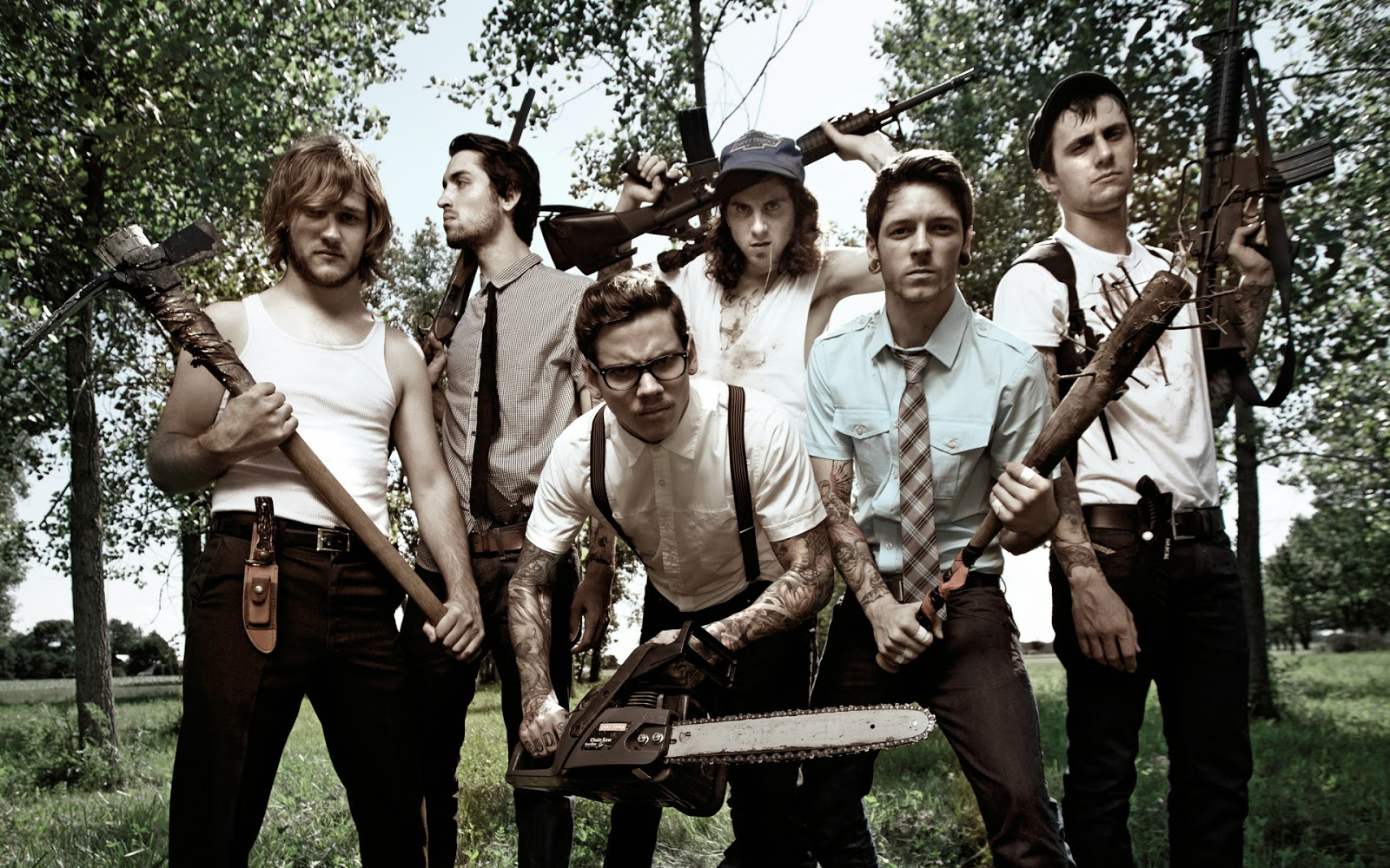 The Devil Wears Prada - band