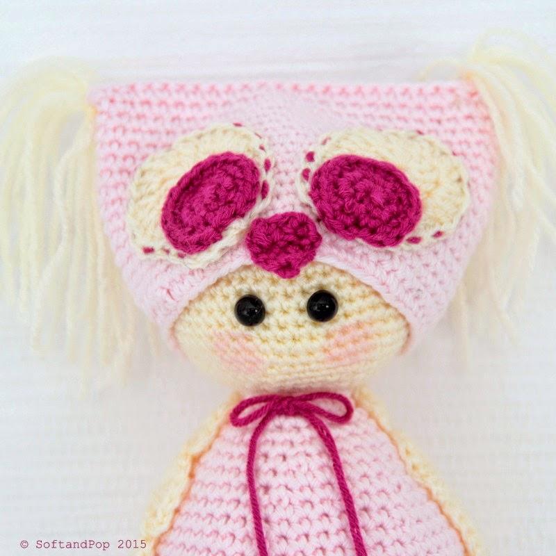Amigurumi Owl Doll