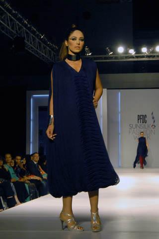 Zaheer abbas at pfdc sunsilk fashion week lahore 2011