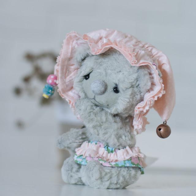 мишка тедди Пуховой Екатерины