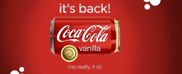 Vanilla Coke