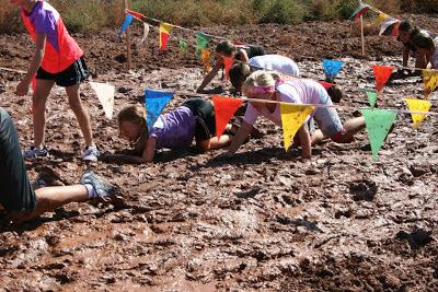 Mud Run Shoes