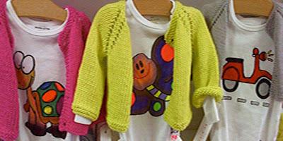 Rebajas en tienda on-line moda infantil Mon Petit Market