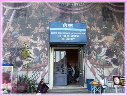 Teatro do Jockey no Rio de Janeiro