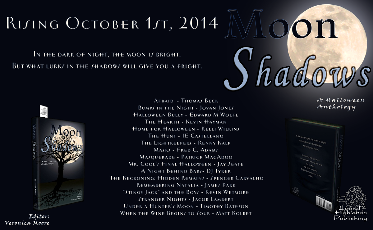 Moon Shadows Halloween Anthology by Laurel Highlands Publishing