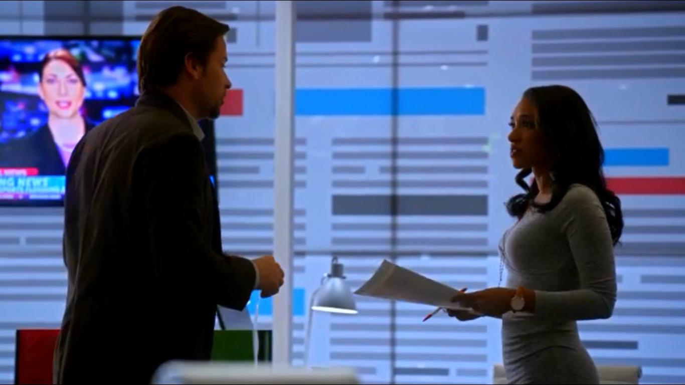 iris west 1x14