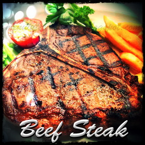 Beef Steak Mantap