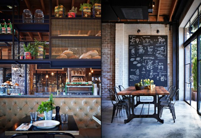 A Stunning Rustic Cafe With Charm By The Cupfull Emma