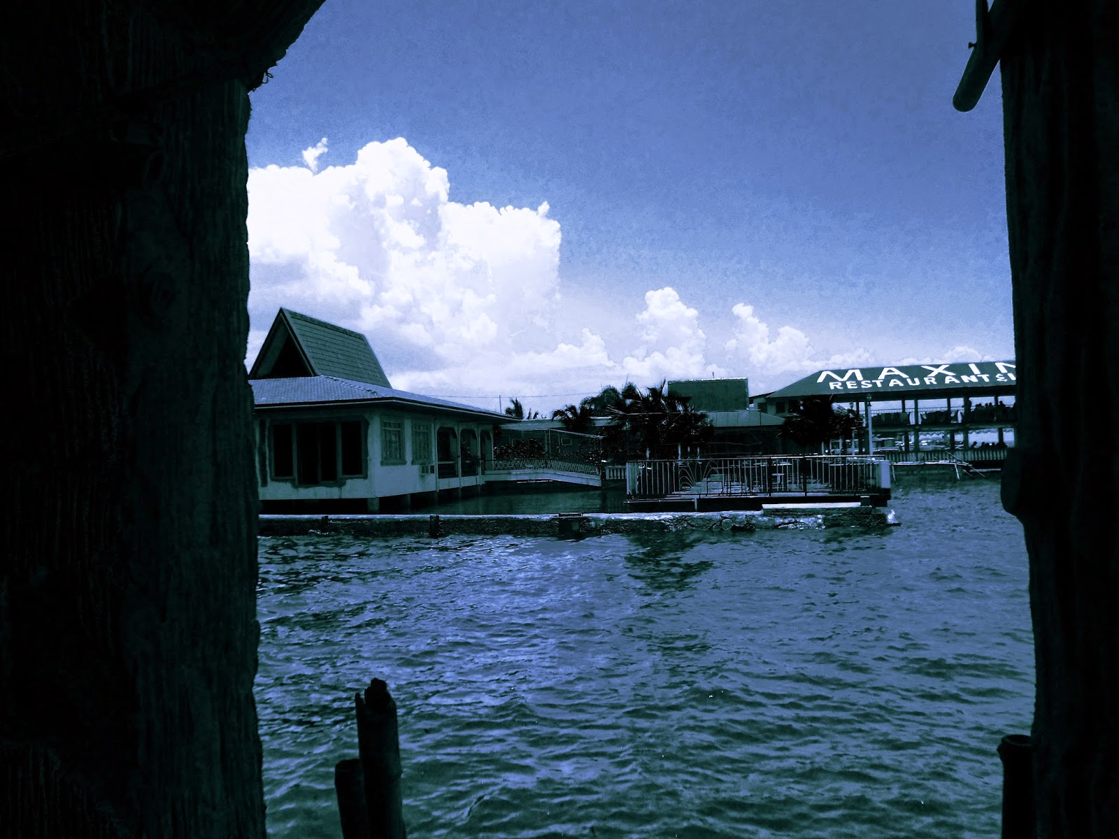 dock at Alaminos Pangasinan
