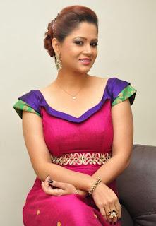 Tv Anchor Shilpa Chakravarthy latest stills and photos gallery