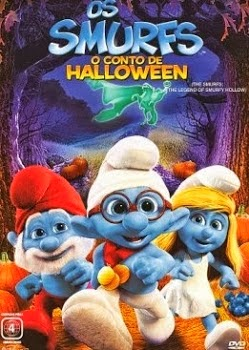 Download Os Smurfs O Conto de Halloween
