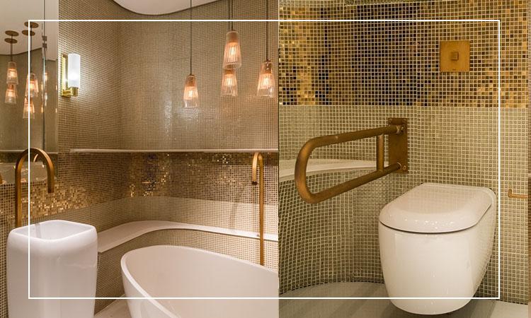 Decoração  Banheiro Publico de Luxo -> Decoracao De Banheiros Sociais