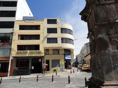 Hoteles en Ambato precios Gran Hotel Ambato