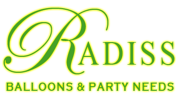 Radiss Balloons and Party Needs