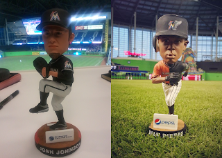 Marlins Bobbleheads