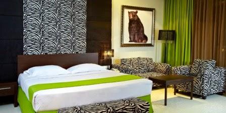 harga sewa kamar hotel pohon inn batu malang