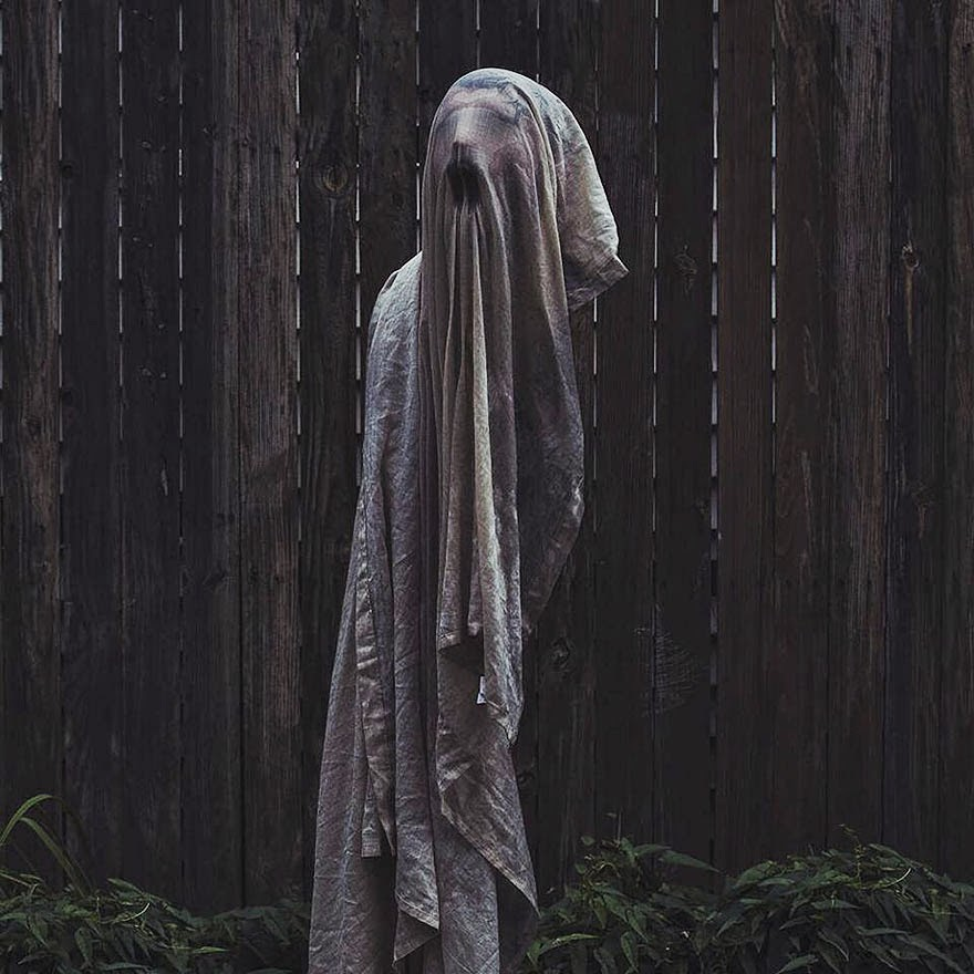 creepy photo by Christopher McKenney