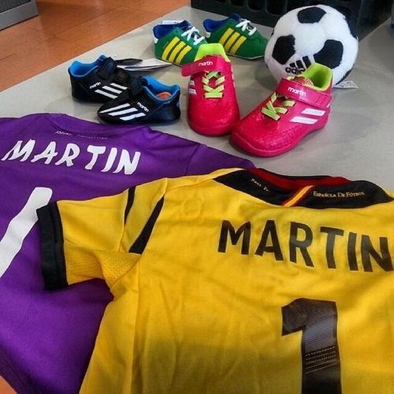 Newborn Iker Casillas' son already has Real Madrid goalkeeper kit