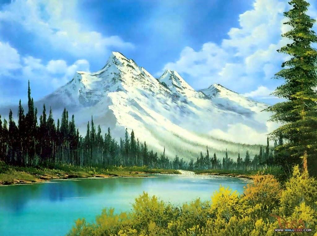 oleo-paisajes-montañas