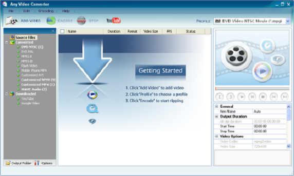how to change avi to mp4 online