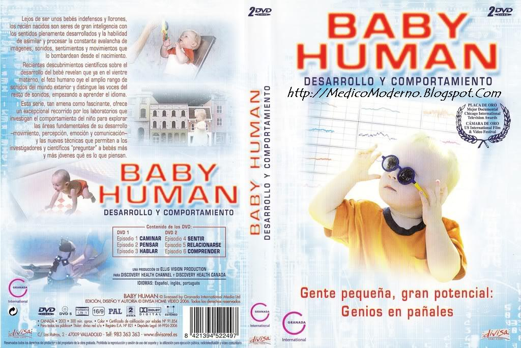 Baby Human - 01- Caminar