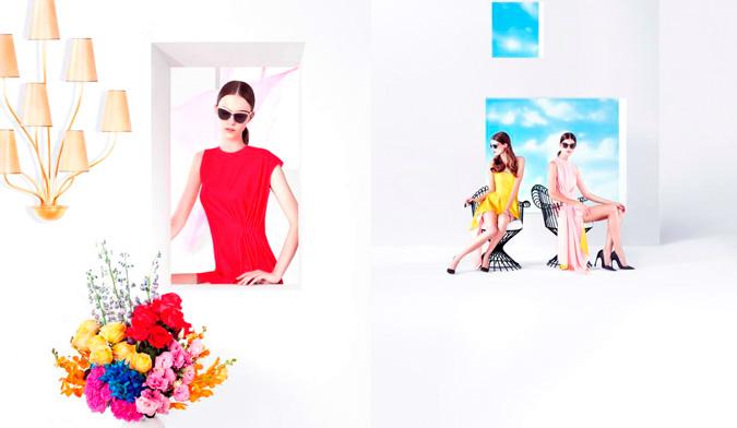 Dior primavera-verano 2013