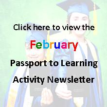 February Activity Newsletter