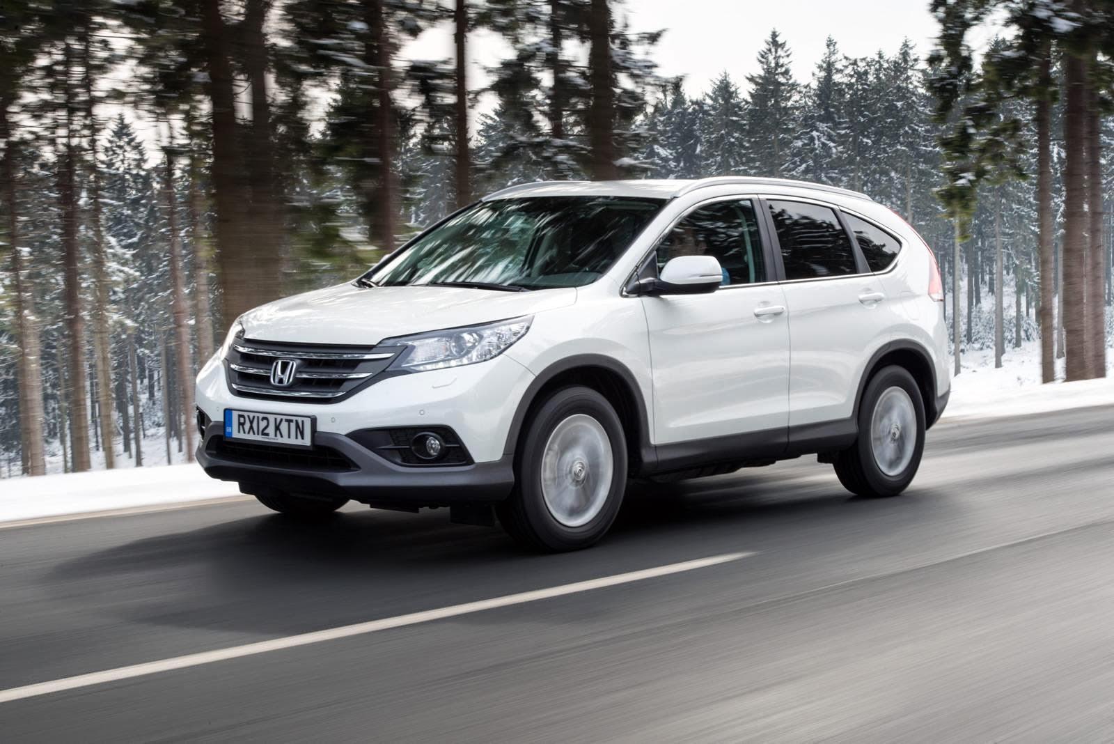 La Nueva Honda CR-V 2014