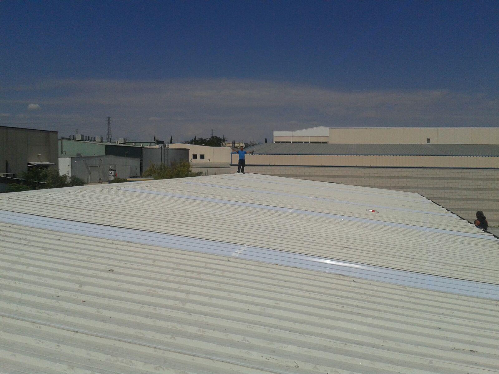 Montar un tejado nuevo encima de la uralita con panel - Placas de fibrocemento precios ...