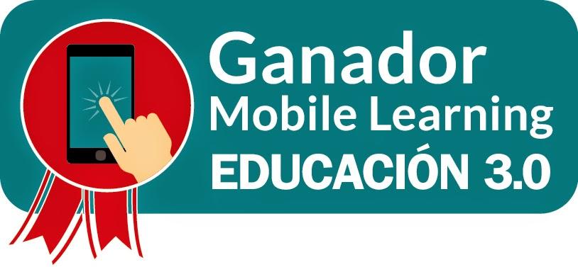 GANADORES DE LOS PREMIOS MOBILE LEARNING