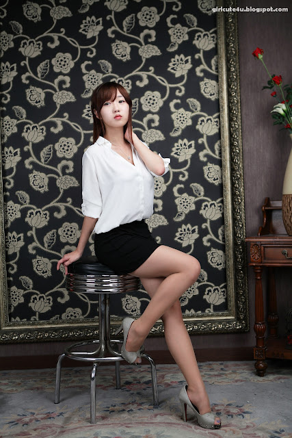11 So Yeon Yang-Going to Office-very cute asian girl-girlcute4u.blogspot.com