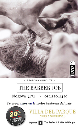 THE BARBER JOB