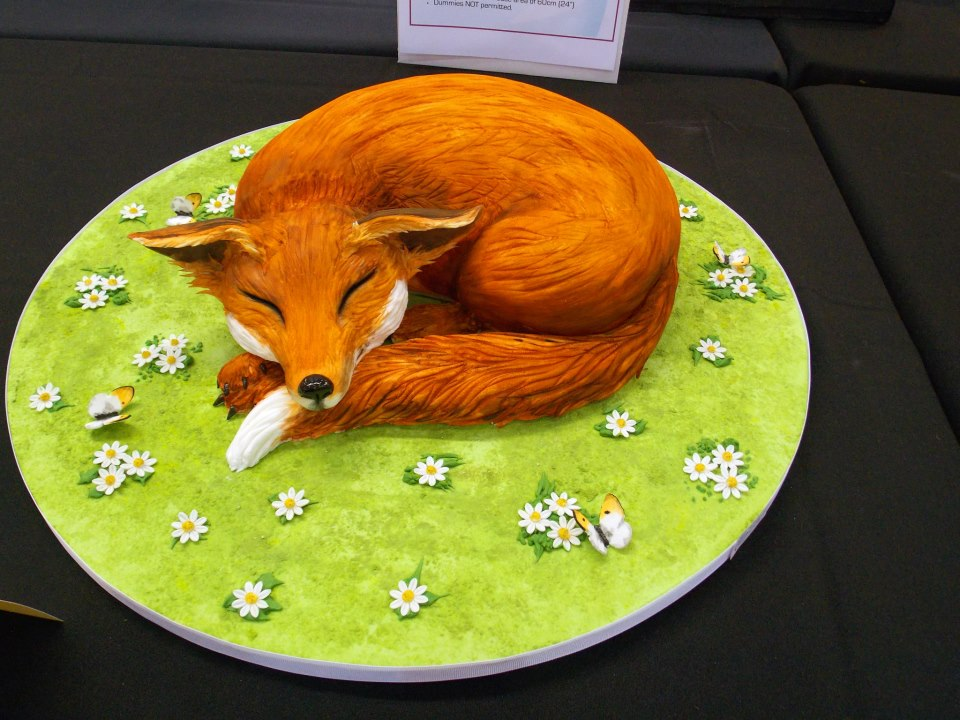 Fox Cake Cake Ideas And Designs