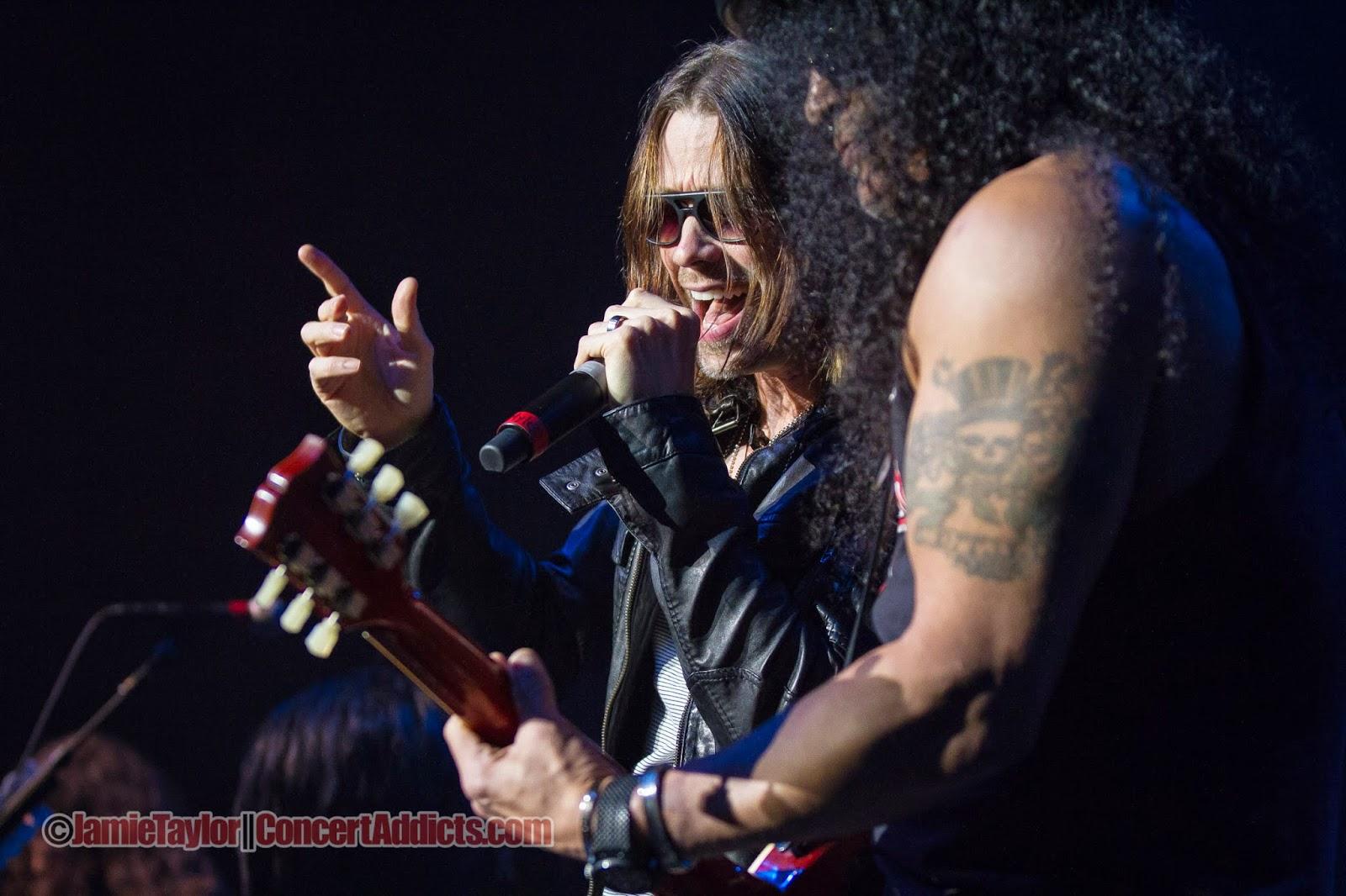 Slash hard rock casino vancouver august 15