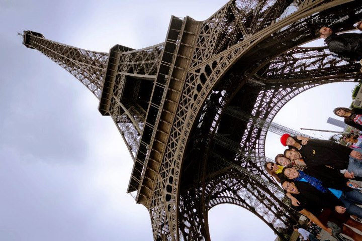 Book lang ng book the ideal paris itinerary in 1 to 2 for Ideal paris