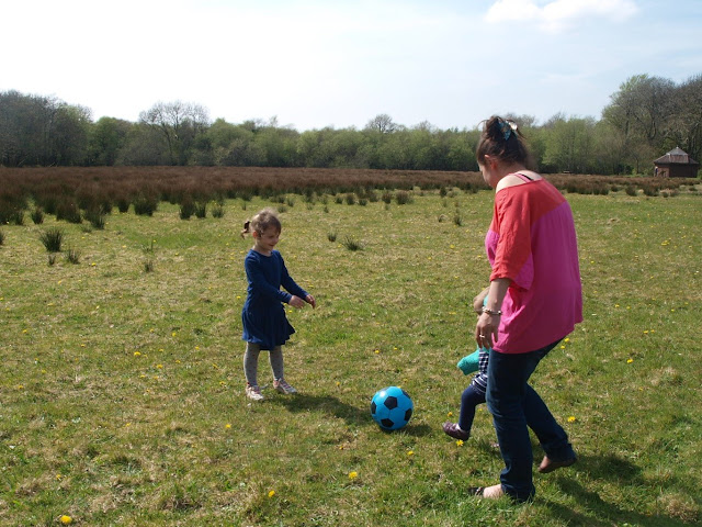 Mark Warner, Active Family, Challenge, Active Play, play, fly kite, kite, ball, park, butterflies