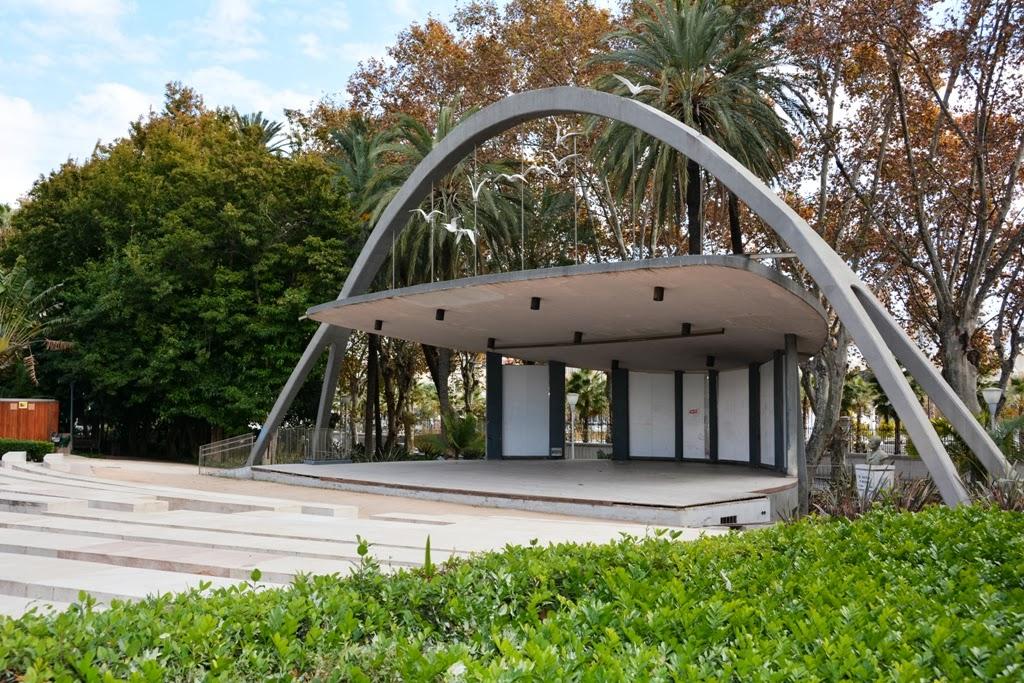 Malaga outdoor music
