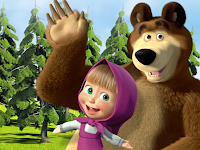Download koleksi lagu Masha and the bear format Mp3