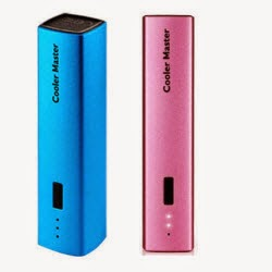 Flipkart: Buy Cooler Master POWER FORT 3000 mAh Power Bank & iDance SLAM 10 Wired Headphone at Rs.874
