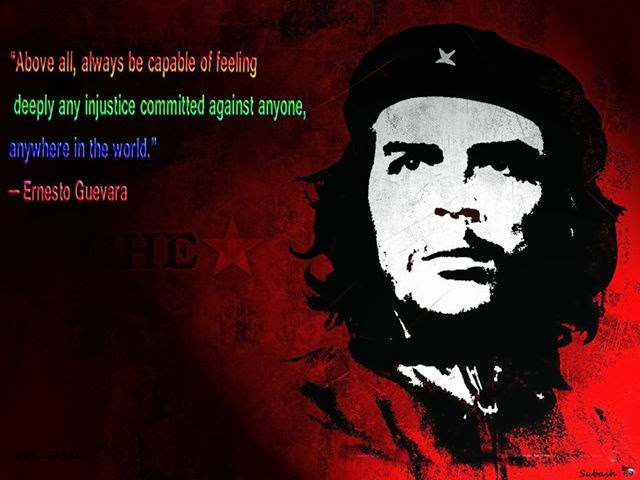 che guevara a revolutionary Giving a speech in 1960, the year after the cuban revolution, che guevara  spoke of the role of medicine in the new cuba, telling supporters.