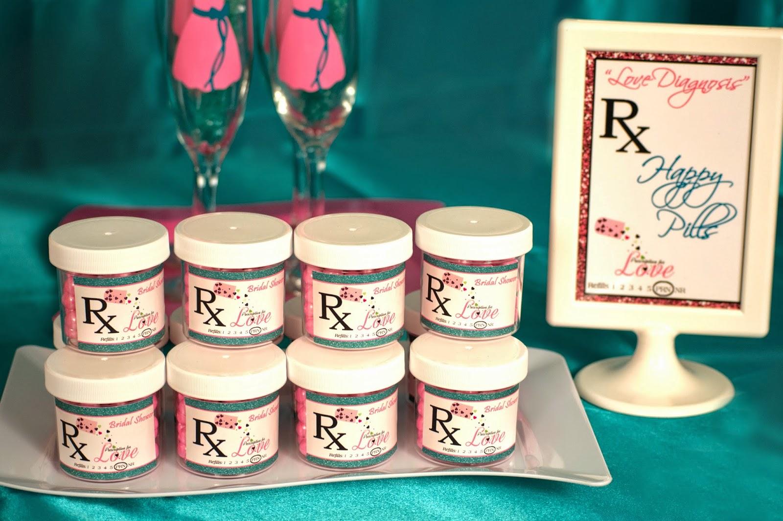Prescription For Love Bridal Shower Lavish Events And