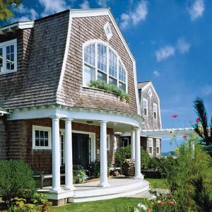 New england shingle style seaside house plans kids art for Modern shingle style