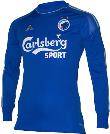 Adidas FC Copenhagen 14-15 Home Kit Released - Footy Headlines