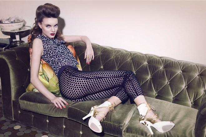 Edelweiss Magazine - Crochet droit - photos: Michèle Bloch Stuckens