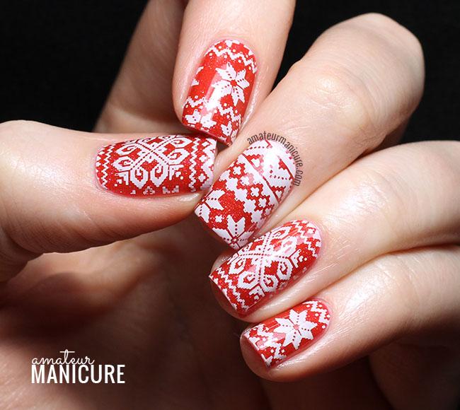 Amateur Manicure : A Nail Art Blog: December 2014