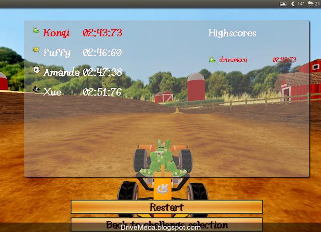 DriveMeca instalando Super Tux Kart en Ubuntu