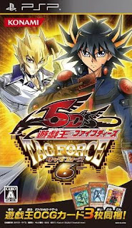 Yu-Gi-Oh! 5D's Tag Force 6 ENG Patched PSP GAME