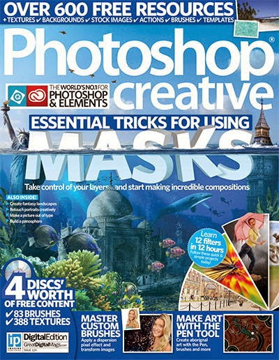 Photoshop Creative Magazine Issue 124 2015
